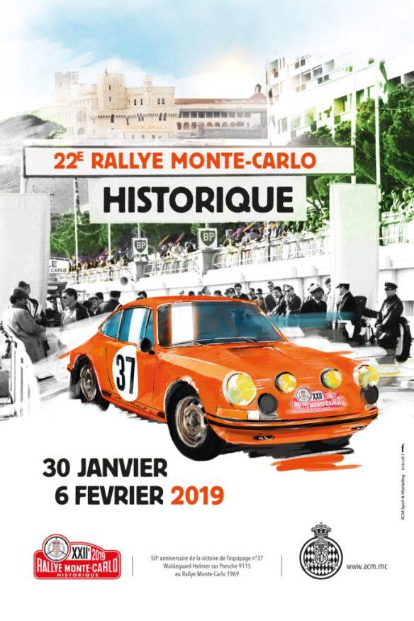 Rallye monte carlo 2019