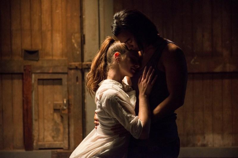 Tara (Xenia Goodwin) and Christian (Jordan Rodrigues) in 'Dance Academy; The Movie' - DOP Martin McGrath ACS, PHOTO Simon Cardwell