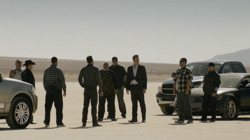 4. A scene from 'True Detective' - DOP Nigel Bluck ACS