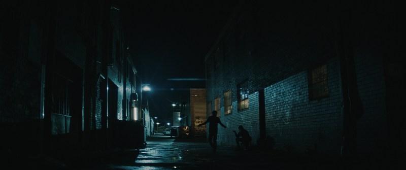 5. A scene from 'Skinford' - DOP Kieran Fowler