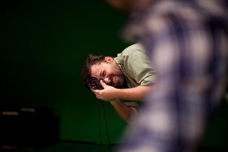 Cinematographer Rodrigo Vidal Dawson - PHOTO Supplied