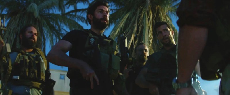 02 A scene from '13 Hours' - DOP Dion Beebe ACS ASC