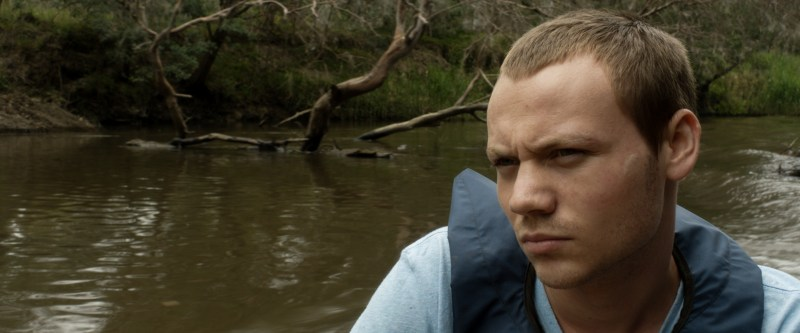James (Reef Ireland) on the river in 'Downriver' - DOP László Baranyai ACS HSC