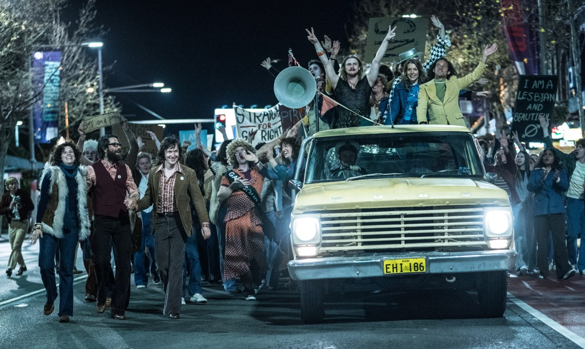 Behind the camera on ABC miniseries 'Riot' with Cinematographer Martin McGrath ACS
