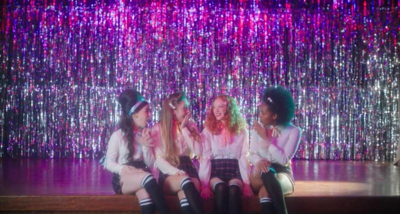 A scene from 'Pin Cushion' - DOP Nicola Daley ACS
