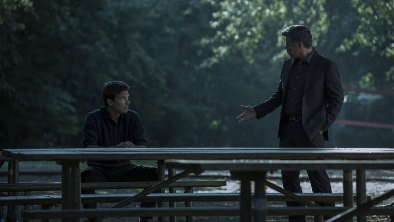 A scene from the second series of 'Ozark' - DOP Ben Kutchins