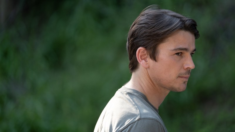 Josh Hartnett plays Yates in 'Paradise Lost' - DOPs Nicola Daley ACS and Alan Caso ASC, PHOTO Eliot Brasseaux