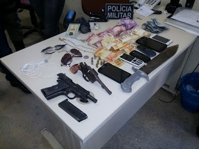 Após assaltar dono de joalheria em Feijó, PM prende acusados em menos de 24h