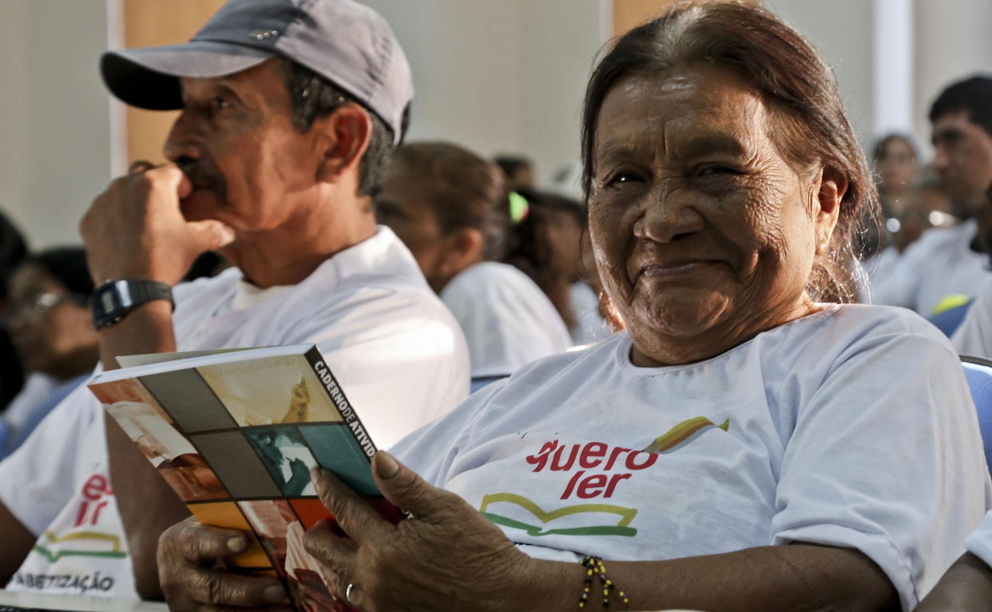 Brasiléia e Epitaciolândia entram na reta final do analfabetismo