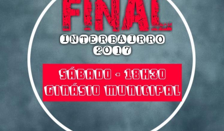 Tarauacá; Centro x Senador Pompeu na grande final do 'interbairro' de futsal nesta sábado.
