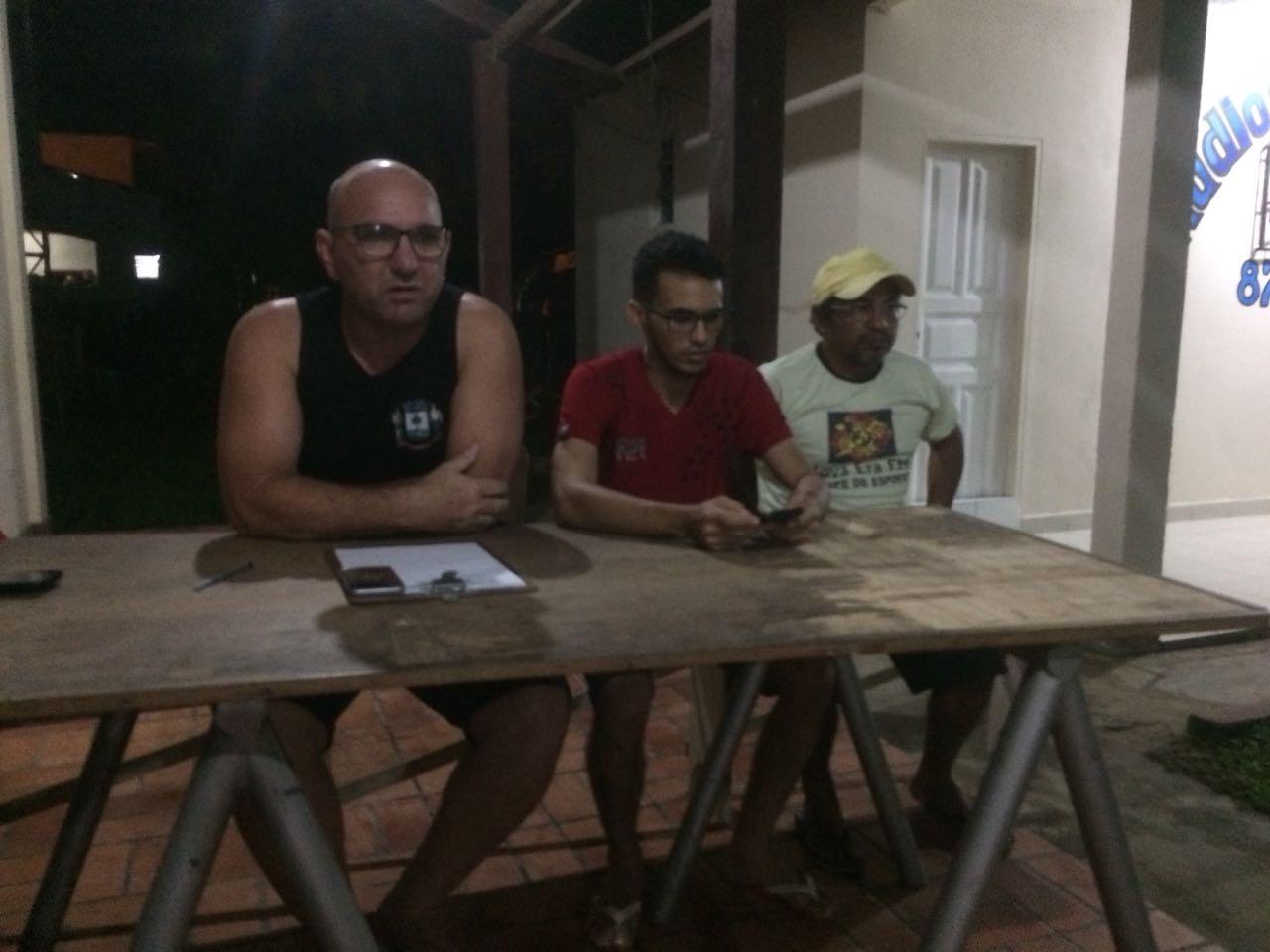 TARAUACÁ: Na presença de amigos e familiares Professor Raimundo Accioly reafirma pré-candidatura a Deputado Estadual