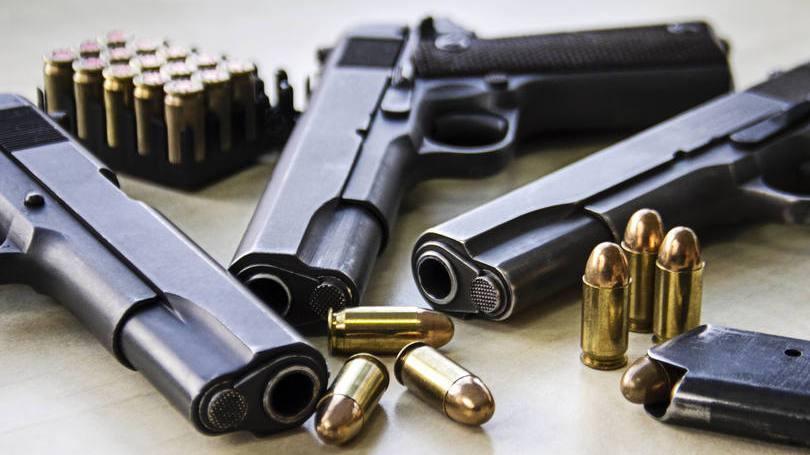 Bandidos arrombam empresa de treinamento de Vigilantes na capital e roubam mais de 20 armas