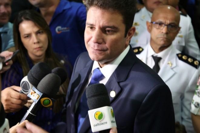 Não paguem multa ambiental, diz governador do Acre a produtores rurais