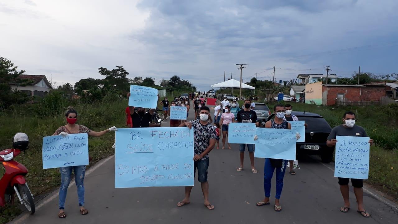 Protesto em Tarauacá contra juíza federal 22 (12)
