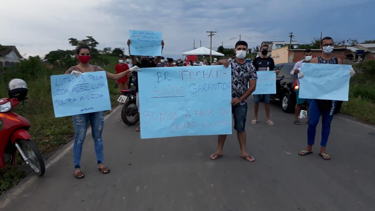 Protesto em Tarauacá contra juíza federal 22 (13)
