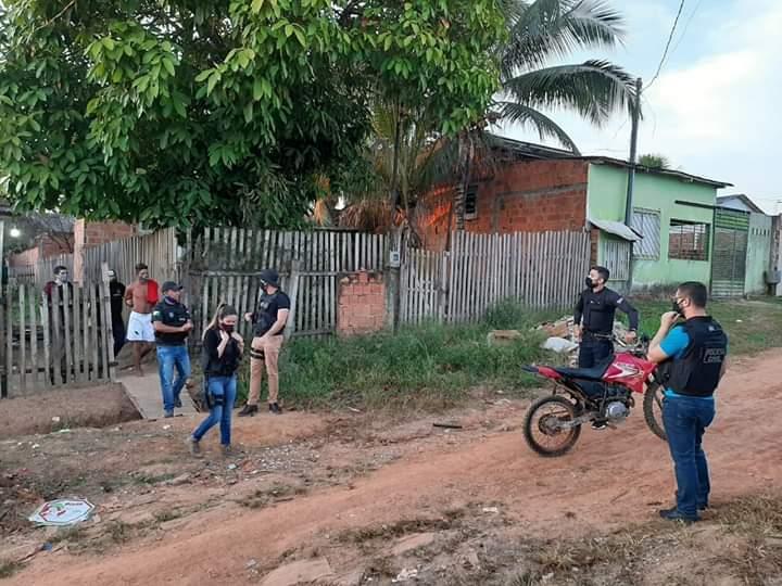 Polícia Civil prende foragido da Justiça investigado por diversos roubos