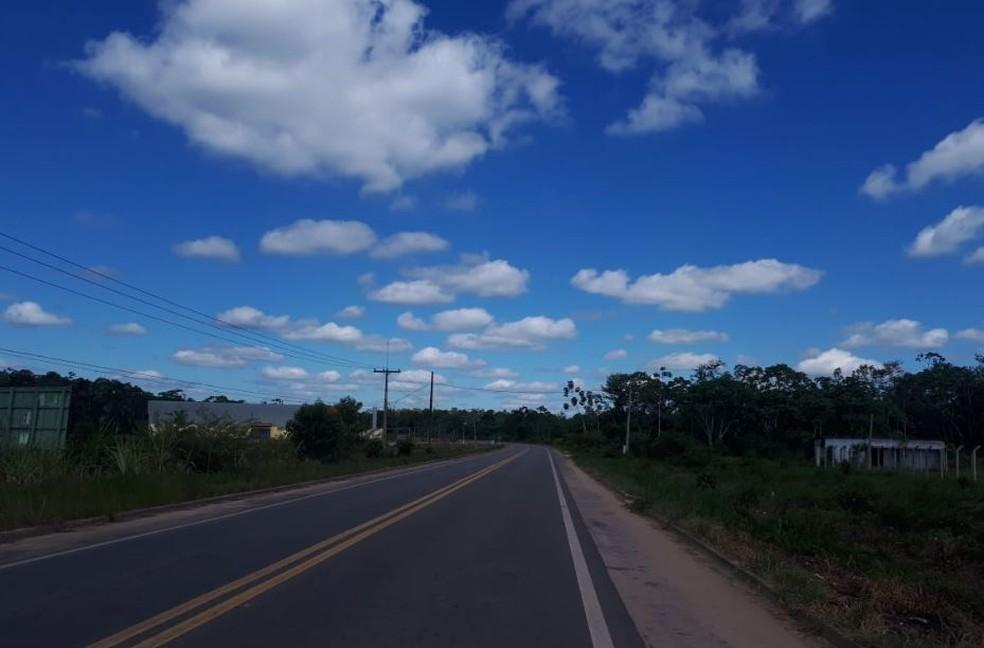 Umidade do ar deve ficar baixa nesta sexta-feira (17) no Acre, alerta Sipam