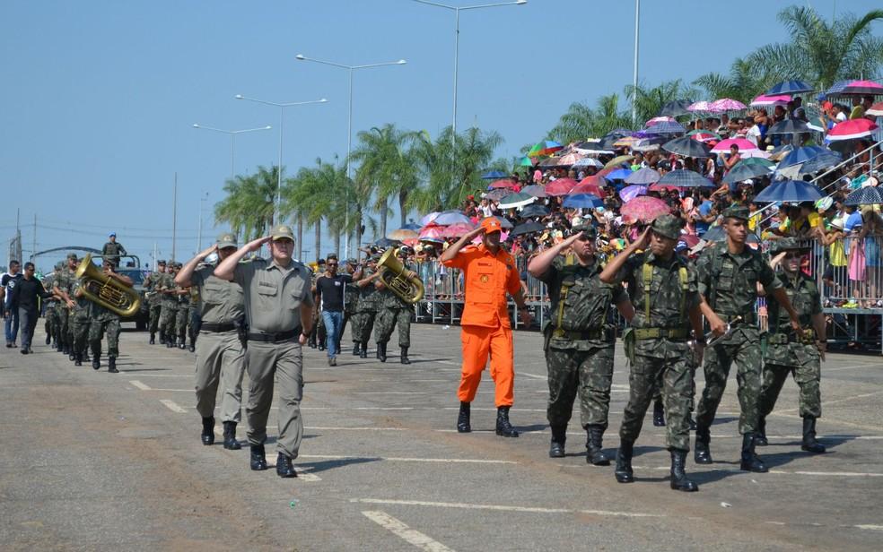 Para evitar aglomeração, desfile cívico de 7 de setembro é cancelado no Acre