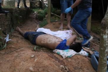 Monitorado 'Tiririquinha' é assassinado com cerca de 5 tiros em Epitaciolândia