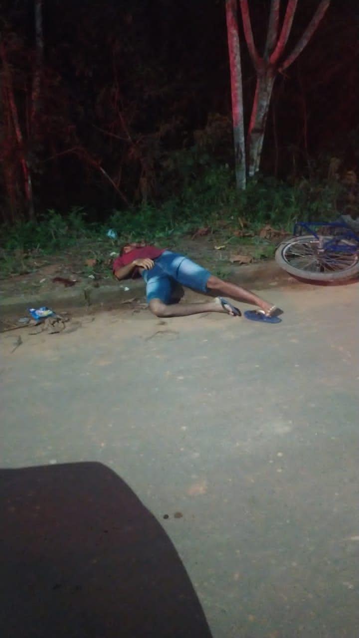 Jovem é executado com 10 tiros na frente da esposa e da filha no Belo Jardim