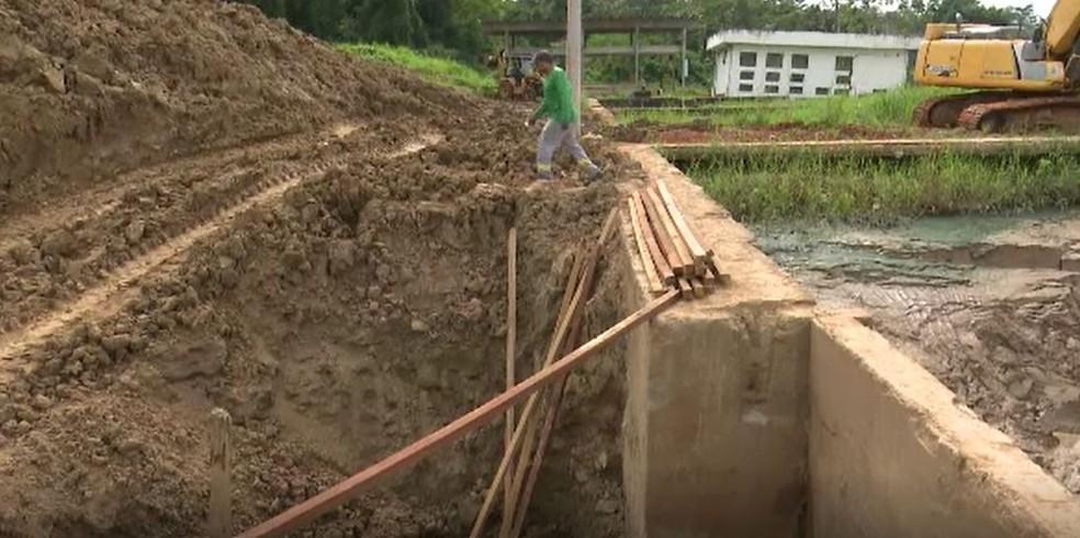 Abastecimento de água em Rio Branco é reduzido para desligamento da ETA II e troca de subestação