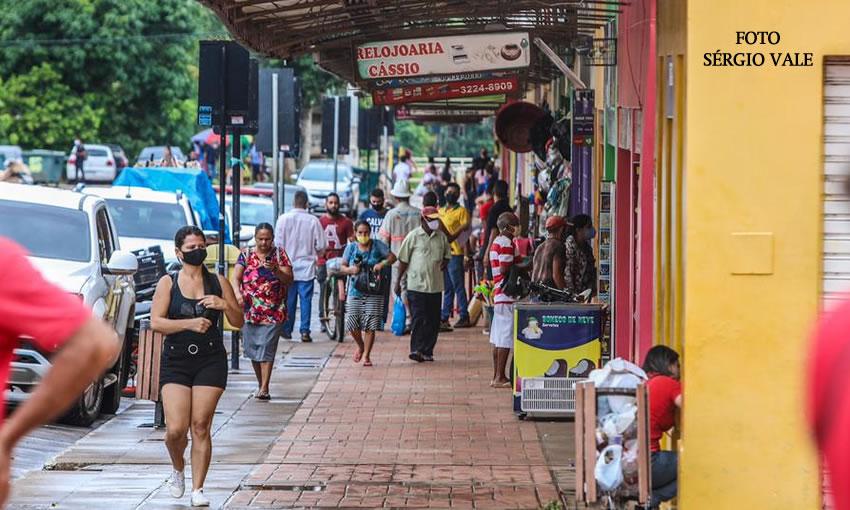 Serviços mantém avanço no Acre e crescem 12,2% em 2021