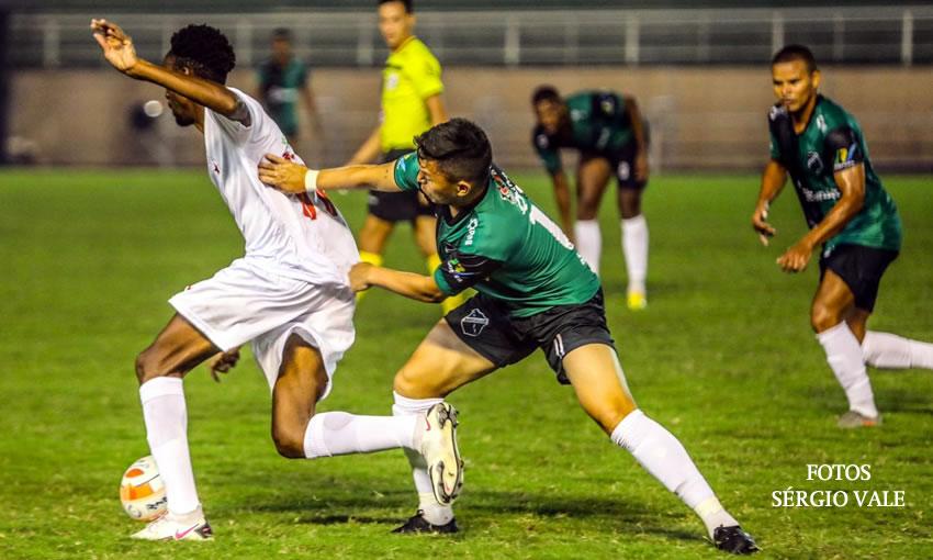 Rio Branco e Humaitá empatam e Atlético bate o Náuas no Acreano