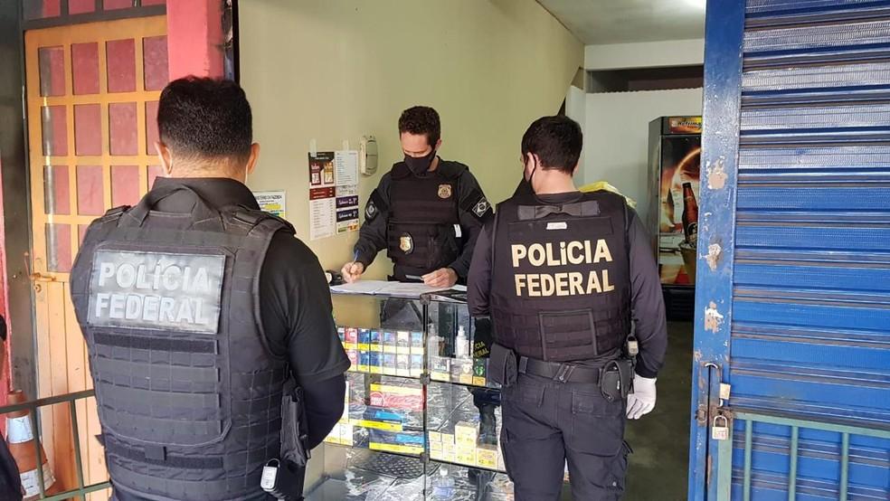 Polícia Federal do Acre deflagra operação contra migração ilegal e organização criminosa