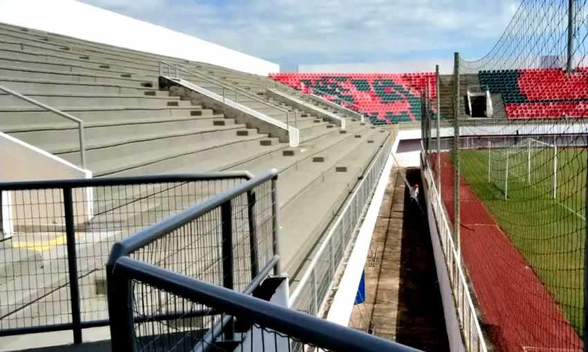 São Francisco, Atlético, Vasco e Galvez jogam nesta quarta, no Arena da Floresta