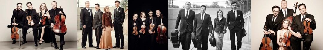 El Cuarteto Bretón estrena a Philip Glass