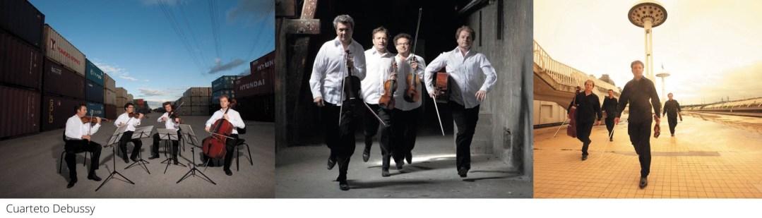 Cuarteto Debussy, nueva temporada