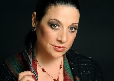 Graciela Araya, mezzo