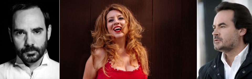 Berna Perles, recitales en Nerja y Granada