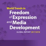 Journalism is under fire – freedom of expression report