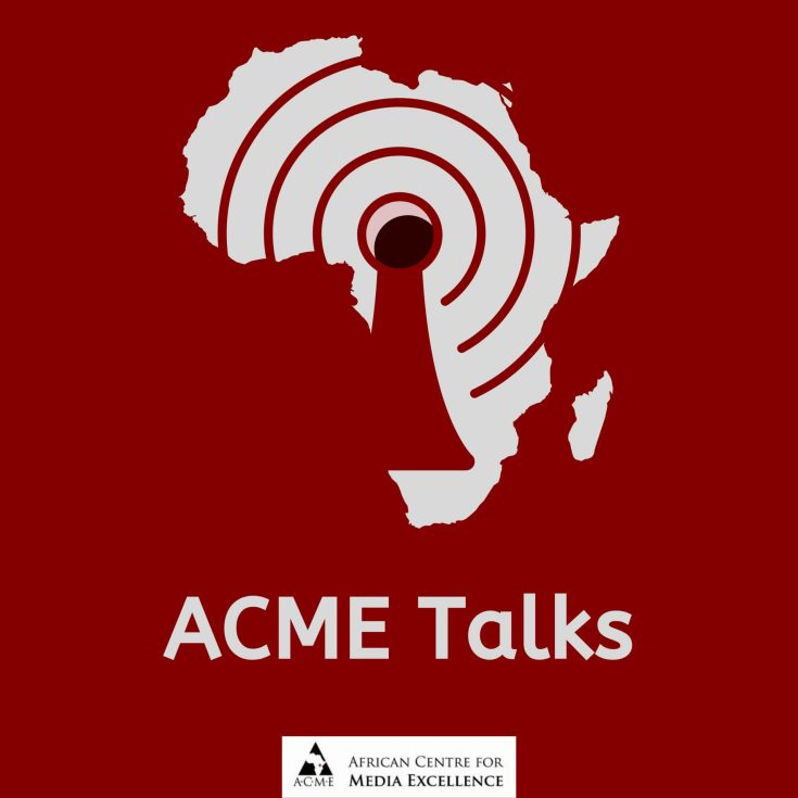 ACME Talks with Dr George Lugalambi – Media regulation, collaboration and the work of the Uganda Media Sector Working Group