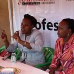 Science Cafés: Bridging the gap between journalists and scientists