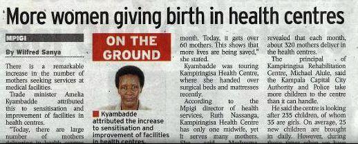 Maternal mortality NV