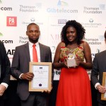 Caroline Ariba wins 2015 Thomson Foundation Young Journalist Award
