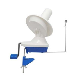 ball winder with blue base