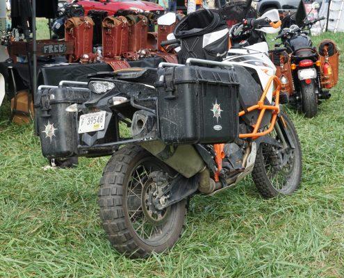 KTM Luggage