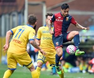 Genoa CFC v Frosinone Calcio - Serie A