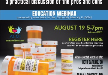 Psychiatric Medications: A Practical Discussion of the Pros and Cons.