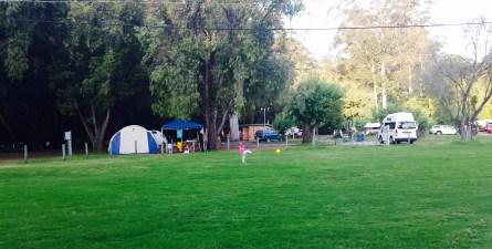 Caravan Park Camp Sites