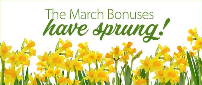 ACN March Bonus