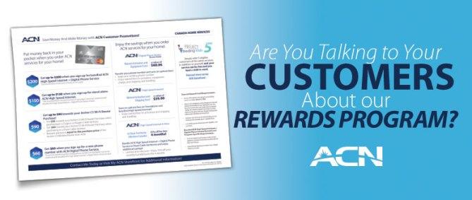 ACN Business Rewards