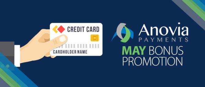 Anovia Bonus Promotions