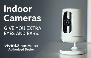 Vivint Indoor Security Camera