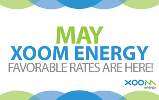 XOOM Energy Favorable Rates
