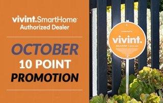 October 10 point promotion