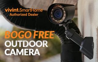 BOGO FREE Outdoor Camera - Vivint